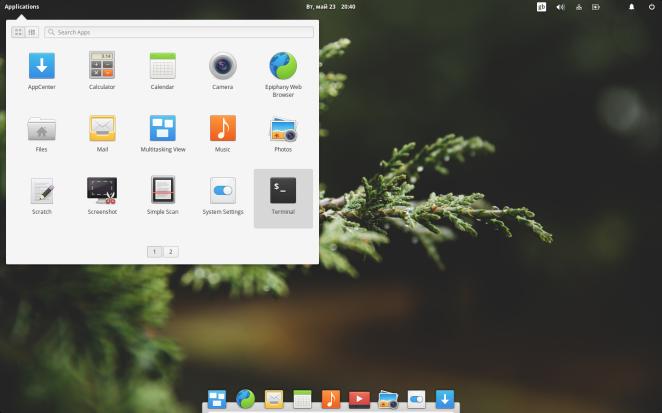 elementary OS - Explore!